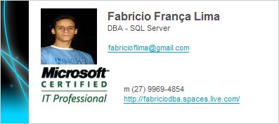 Fabrício Lima Virtual Card
